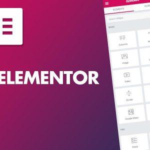 آموزش المنتور | Elementor