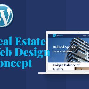 آموزش طراحی سایت املاک با وردپرس | طراحی سایت املاک | houzez