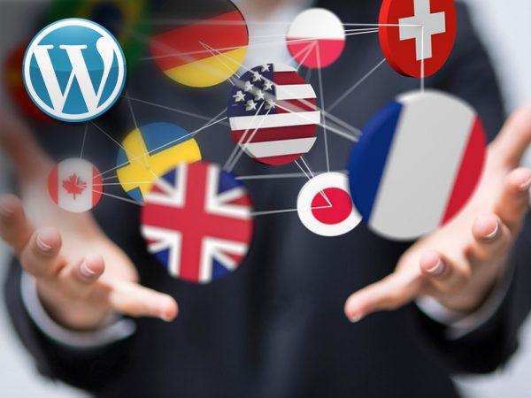 دوره آموزشی چند زبانه وردپرس | آموزش طراحی سایت دو زبانه