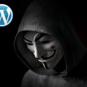 امنیت سایت وردپرس | security
